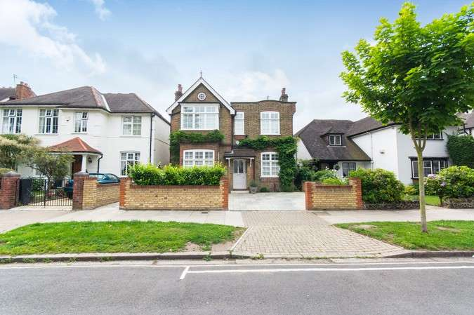 4 Bedrooms Detached House for sale in Park Road, Chiswick