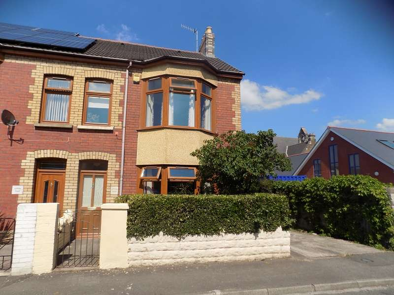 3 Bedrooms End Of Terrace House for sale in Gerald Street, Port Talbot, Neath Port Talbot. SA12 6DQ