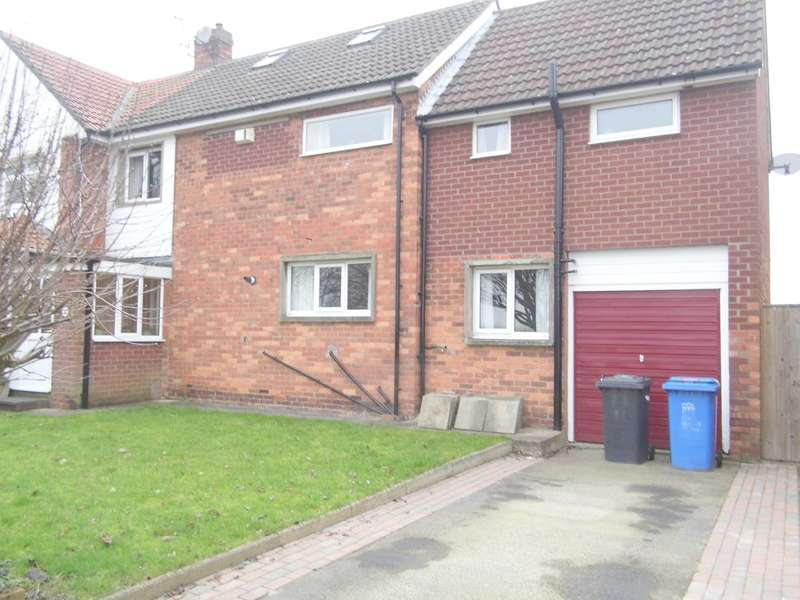 4 Bedrooms House for sale in Broom Close, Morpeth