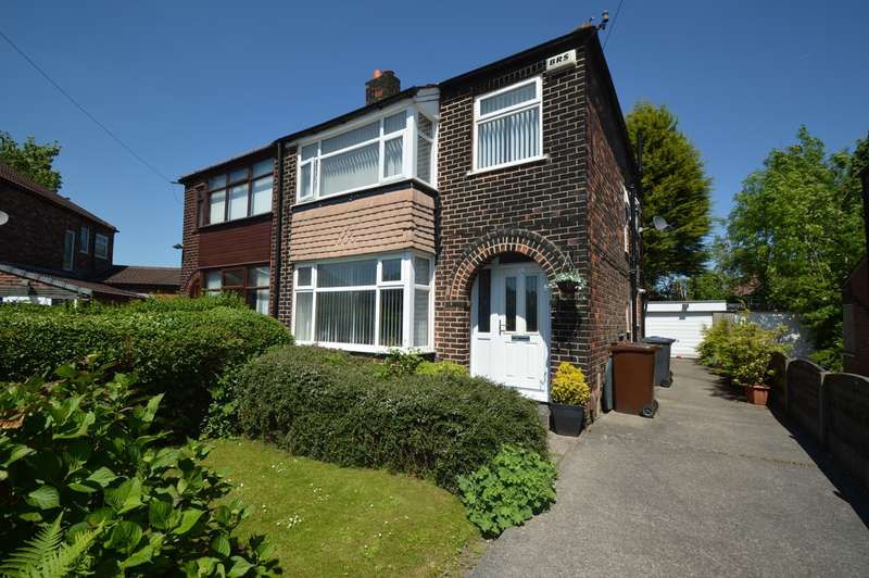 3 Bedrooms Semi Detached House for sale in Swinton Crescent, Unsworth, Bury, BL9