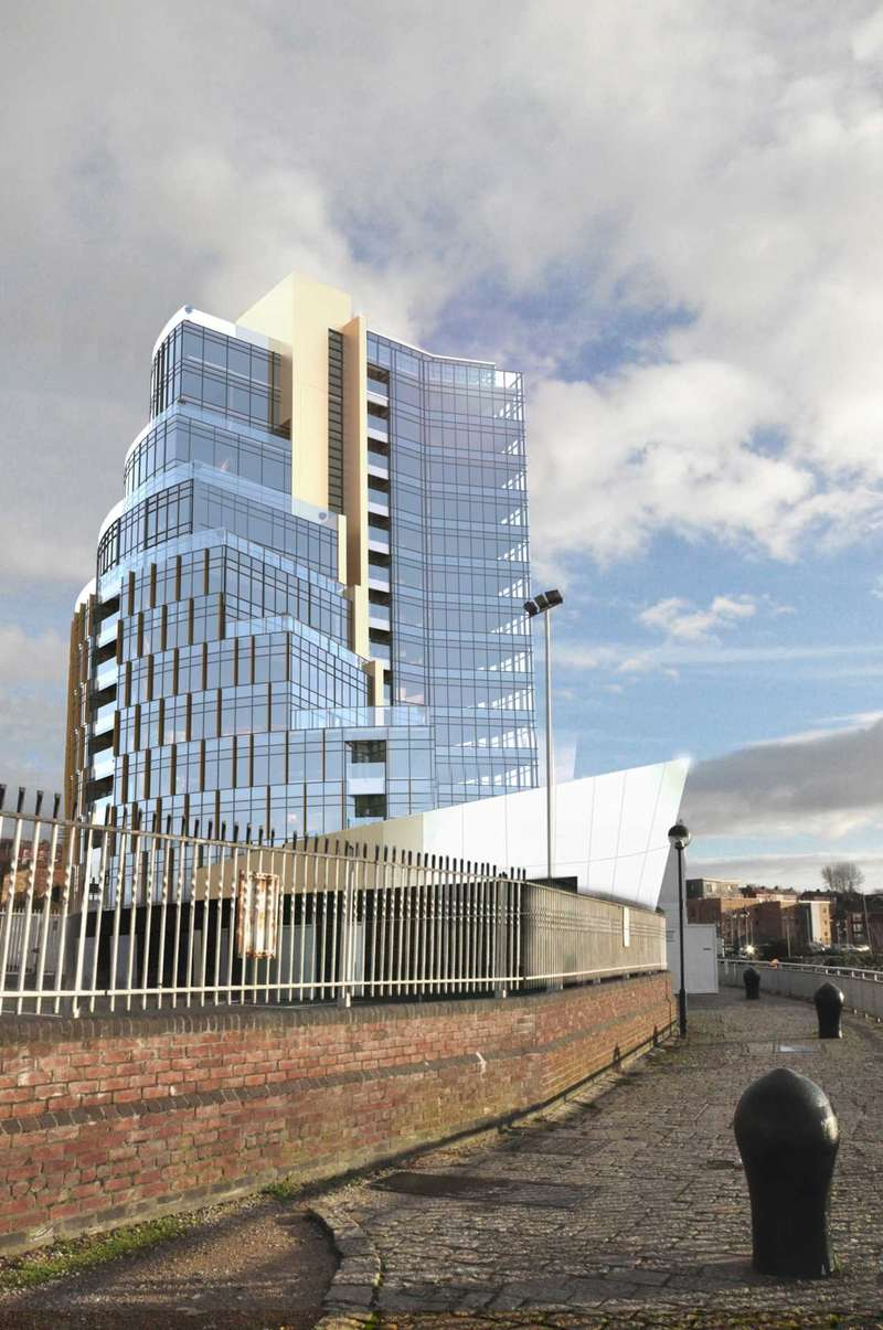 3 Bedrooms Apartment Flat for sale in Columbus Quay, Liverpool