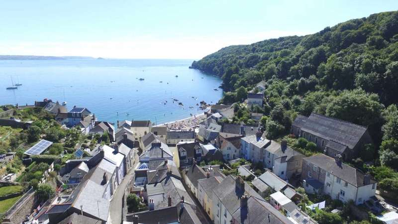 3 Bedrooms House for sale in Armada Road, Cawsand