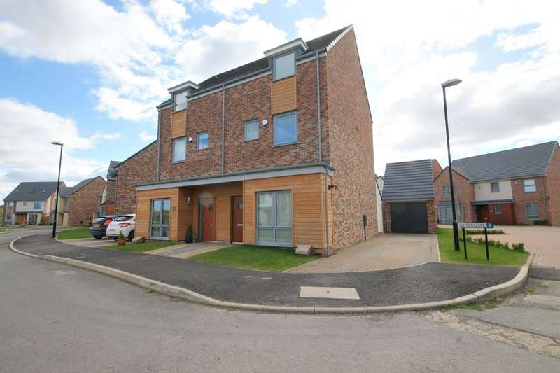4 Bedrooms Semi Detached House for sale in Watergate, Houghton Le Spring, DH4