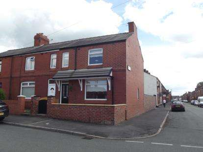 3 Bedrooms End Of Terrace House for sale in Windsor Road, St Helens, Merseyside, ., WA10