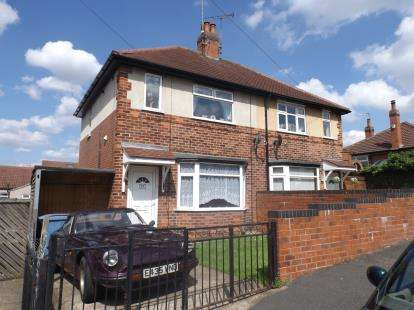 3 Bedrooms Semi Detached House for sale in Coronation Street, Mansfield, Nottinghamshire