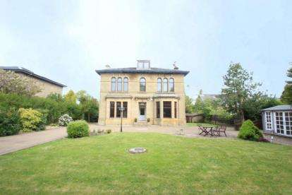5 Bedrooms Detached House for sale in Victoria Place, Airdrie, North Lanarkshire