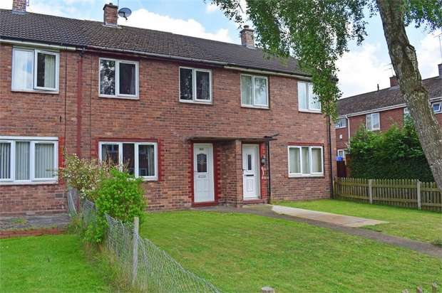 2 Bedrooms Terraced House for sale in Cefndre, Wrexham