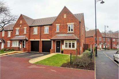4 Bedrooms Semi Detached House for sale in Horseshoe Crescent, Great Barr, Birmingham, West Midlands