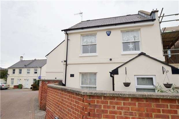 2 Bedrooms Cottage House for sale in Royal Oak Mews, CHELTENHAM, GL50 3PS