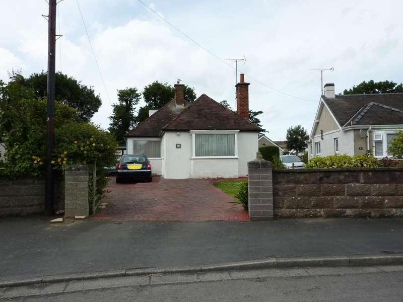 2 Bedrooms Bungalow for sale in Lon Goed, Llandudno Junction, Conwy, LL31 9PE