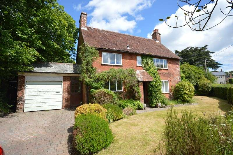 3 Bedrooms Cottage House for sale in Upper Common Road, Pennington, Lymington
