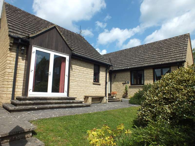 4 Bedrooms Detached Bungalow for sale in Avening