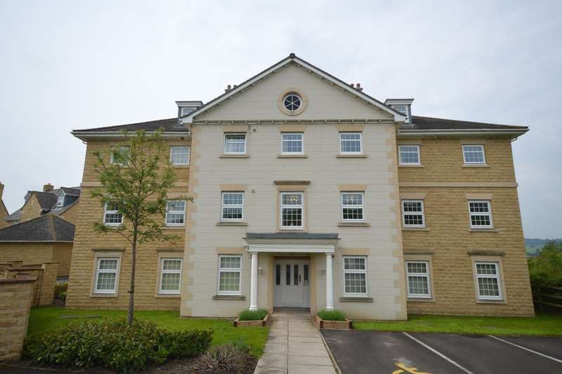 2 Bedrooms Flat for sale in The Grange, Woolley, Wakefield