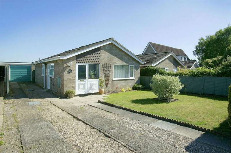 2 Bedrooms Detached Bungalow for sale in Woodside Park, Attleborough, Norfolk