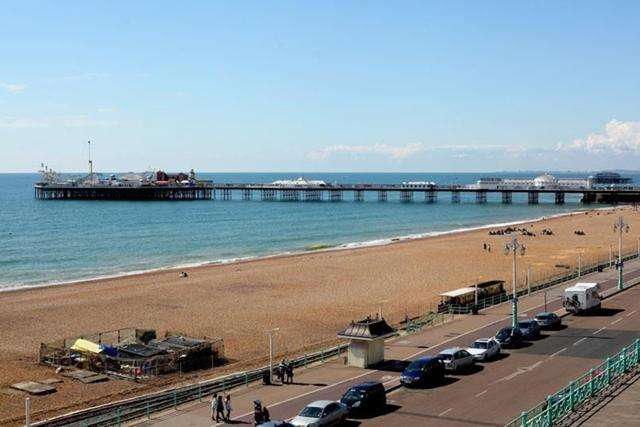 2 Bedrooms Apartment Flat for rent in Clarendon Terrace, Brighton, East Sussex.