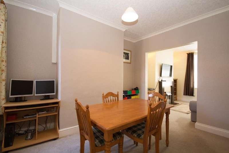 2 Bedrooms Terraced House for sale in Harrogate Street, Barrow-In-Furness
