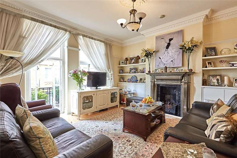 3 Bedrooms Flat for sale in Palace Mansions, Earsby Street, West Kensington, London, W14