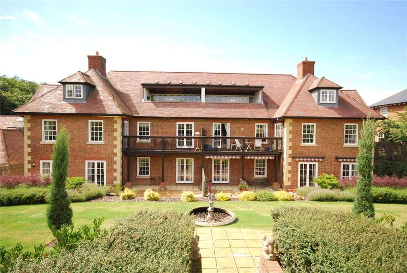 3 Bedrooms Flat for sale in The Old Saw Mill, Long Mill Lane, Platt, Sevenoaks, TN15
