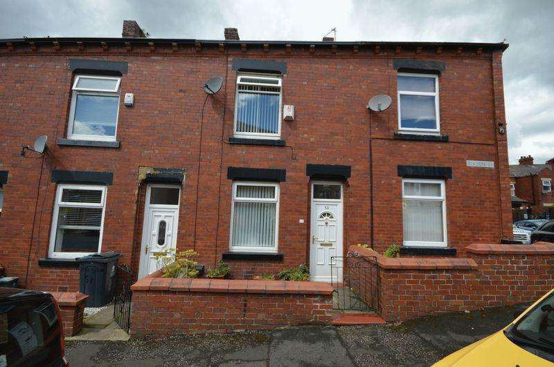 2 Bedrooms Terraced House for sale in Rixson Street, Oldham