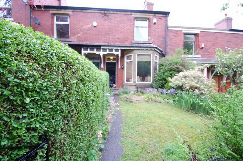3 Bedrooms Terraced House for sale in Brantfell Road, Off Shear Brow, Blackburn