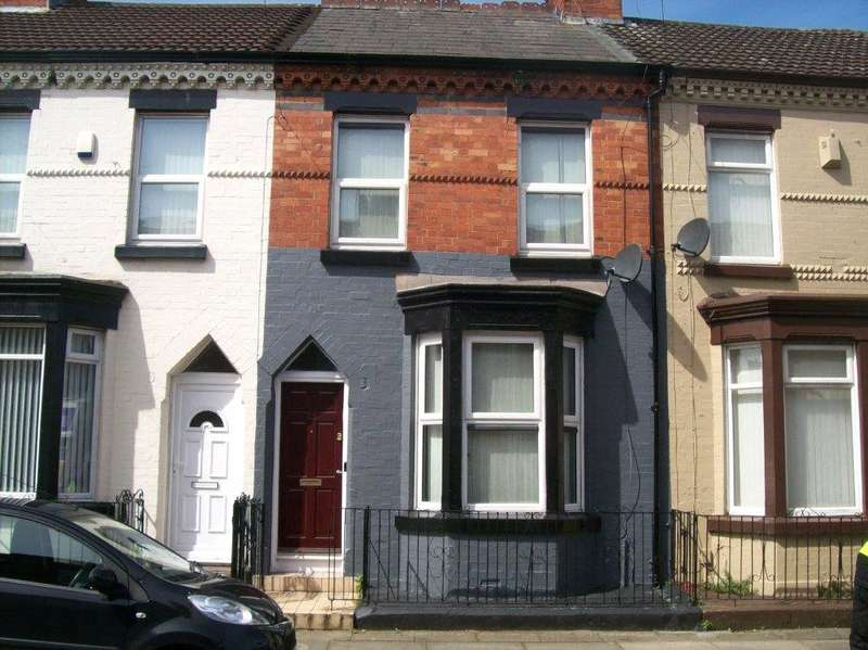2 Bedrooms Terraced House for sale in Rickman Street, Liverpool, Merseyside, L4