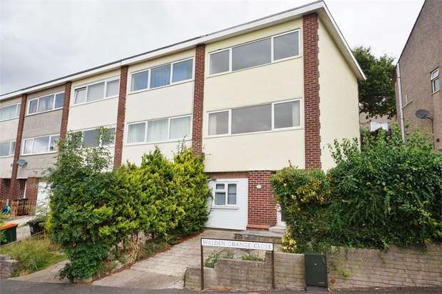 3 Bedrooms End Of Terrace House for sale in Walden Grange Close, NEWPORT