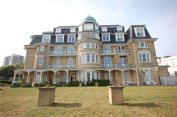 1 Bedroom Flat for sale in Bournemouth, Dorset, BH2