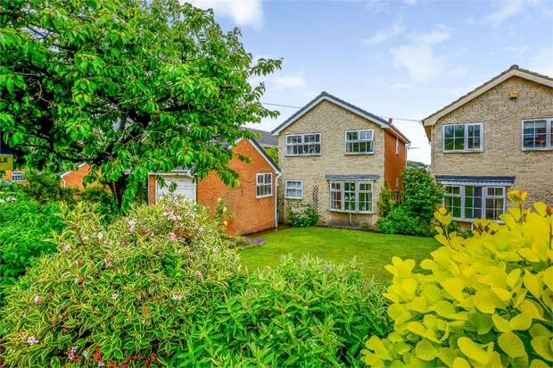 4 Bedrooms Detached House for sale in West Wells Road, Ossett, West Yorkshire