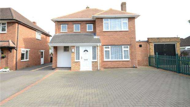 3 Bedrooms Detached House for sale in Bloomfield Road, Maidenhead, Berkshire