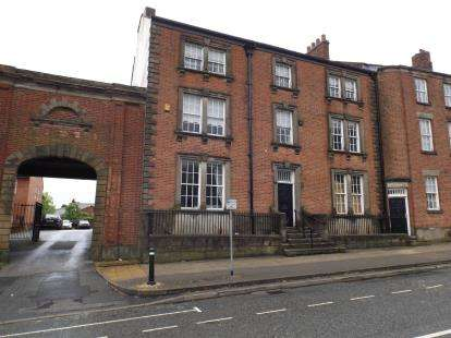 1 Bedroom Flat for sale in Standishgate, Wigan, Greater Manchester, WN1