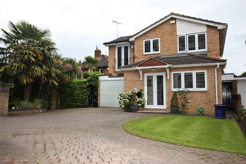 4 Bedrooms Detached House for sale in Westfield Road, Woking, Surrey, GU22
