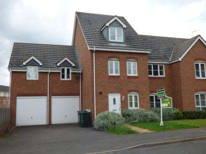 5 Bedrooms End Of Terrace House for sale in King Street, Wednesbury, West Midlands