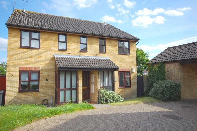 1 Bedroom Maisonette Flat for sale in Burgess Field, Chelmer Village, Chelmsford, CM2