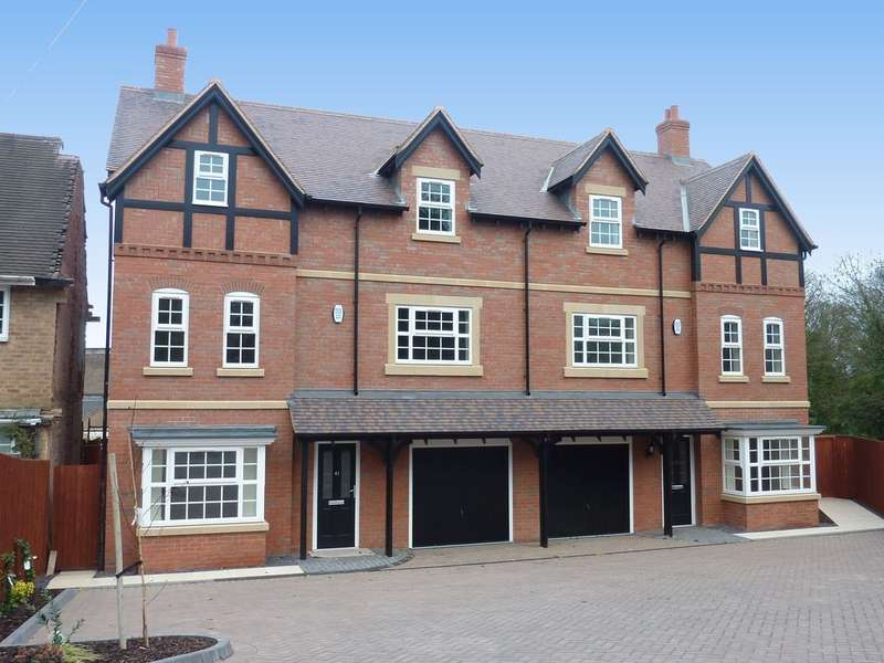 6 Bedrooms Semi Detached House for sale in Anchorage Road, Sutton Coldfield, B74 2PJ