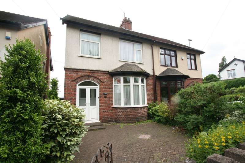 3 Bedrooms Semi Detached House for sale in Church Road, Netherton
