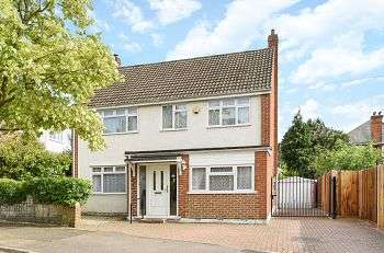 4 Bedrooms Detached House for sale in Beaconsfield Road, Bickley, Bromley, Kent, BR1 2BL