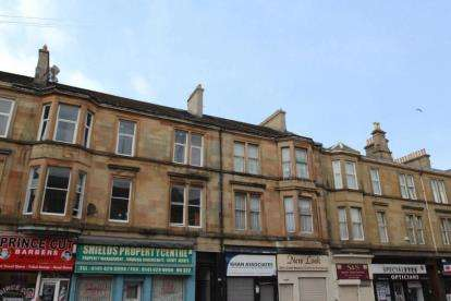 3 Bedrooms Flat for sale in Maxwell Road, Glasgow