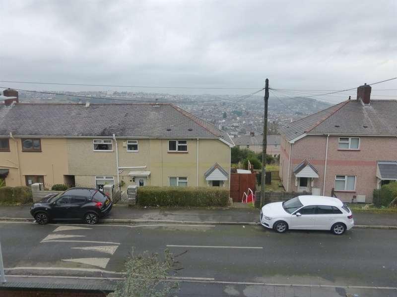 2 Bedrooms Terraced House for sale in Emlyn Road, Mayhill, Swansea