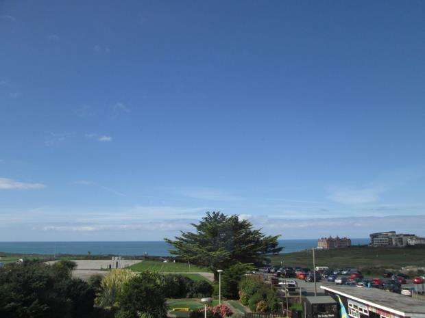 3 Bedrooms End Of Terrace House for sale in Tower Road, Newquay, Cornwall