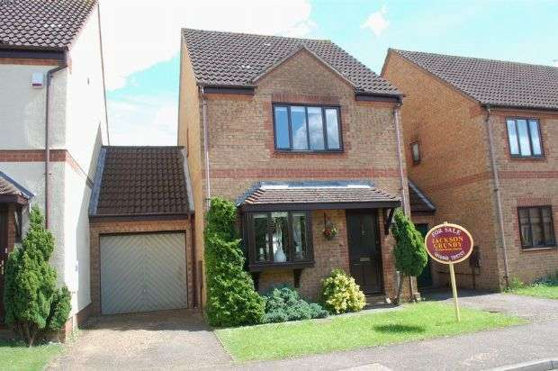 3 Bedrooms Semi Detached House for sale in Pound Lane, Bugbrooke, Northampton NN7 3RH