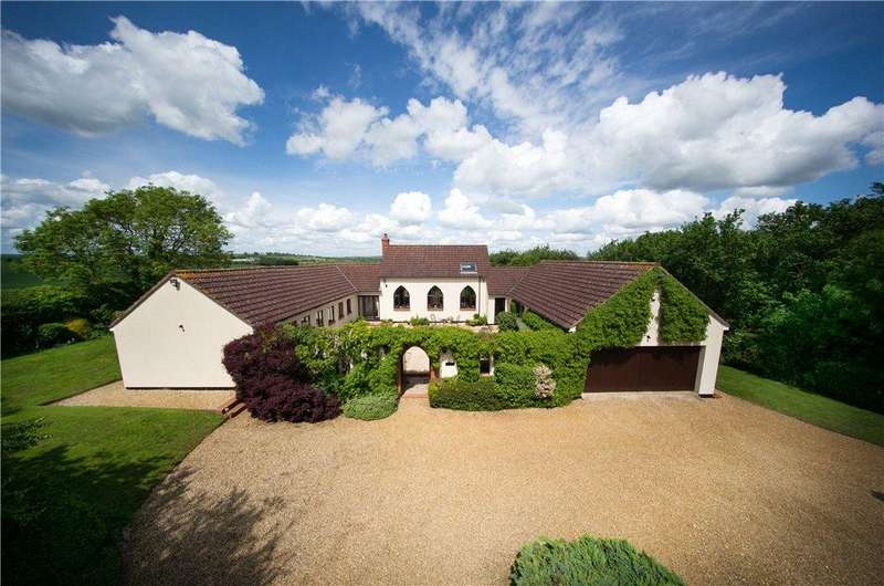 3 Bedrooms Detached House for sale in Clifford Chambers, Stratford-upon-Avon, Warwickshire, CV37