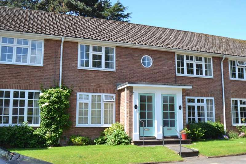 2 Bedrooms Maisonette Flat for sale in Westminster Court, St Albans