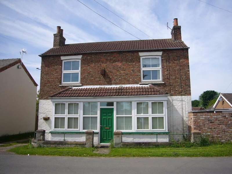 3 Bedrooms Detached House for sale in East View, Low Street, Carlton, Goole, DN14 9PN