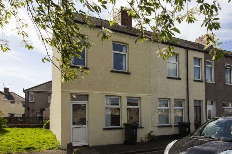 2 Bedrooms Property for sale in Magor Street, Newport