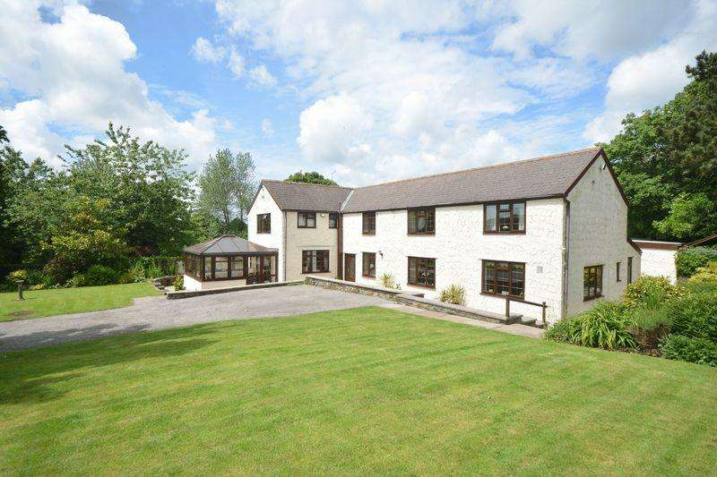 4 Bedrooms Detached House for sale in Pentwyn Cottage, Llanilid, Pencoed, Nr Bridgend, CF35 5HU