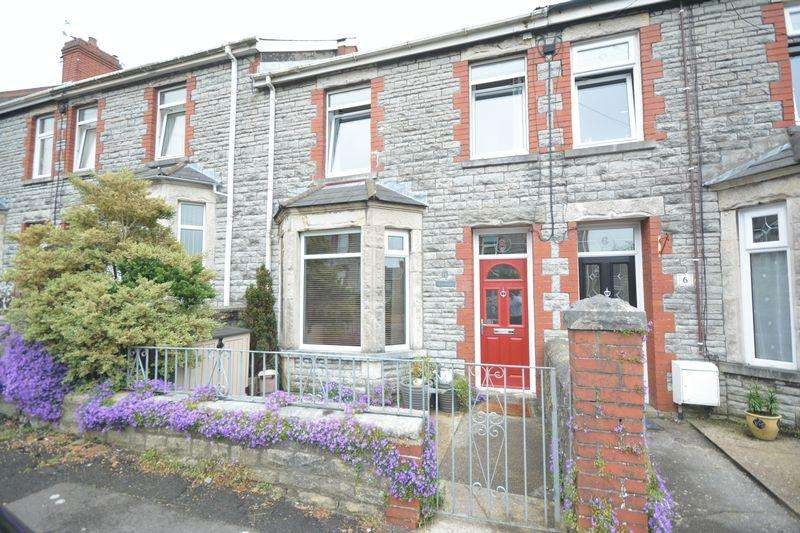 5 Bedrooms Terraced House for sale in Vernon Street, Bridgend