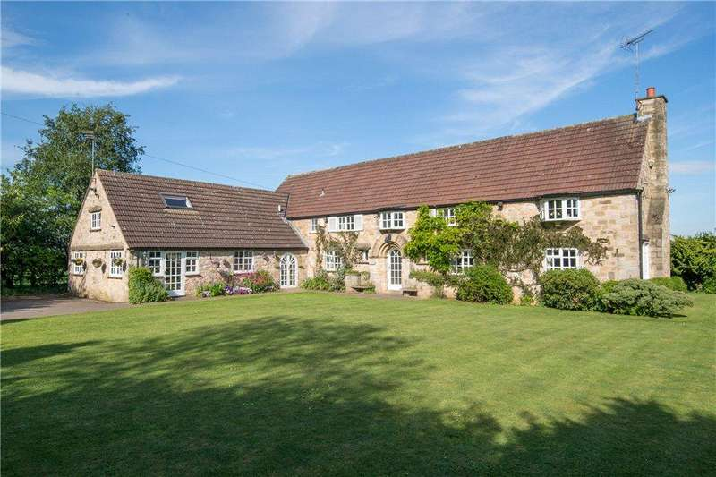 4 Bedrooms Detached House for sale in Crabtree Lane, East Keswick, Leeds, West Yorkshire
