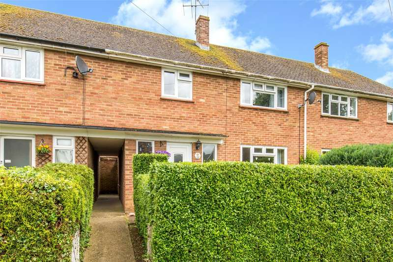 3 Bedrooms Terraced House for sale in Hartley Road, Westerham, Kent, TN16