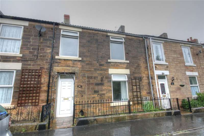 3 Bedrooms Terraced House for sale in Station Street, Shildon, Co Durham, DL4