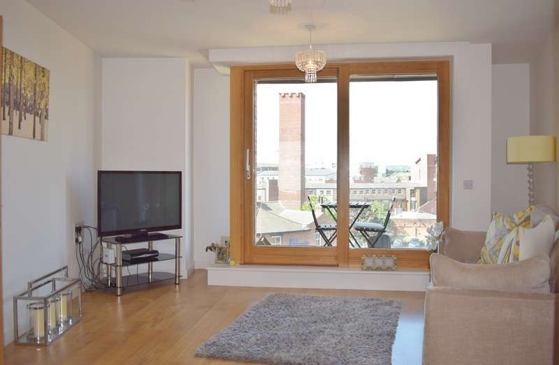 2 Bedrooms Apartment Flat for sale in Candle House, Granary Wharf